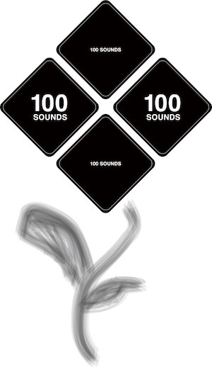 100sounds-log-flower